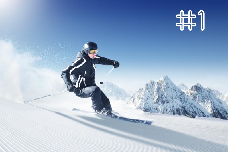 Ski fitness training 1 with PerformancePro
