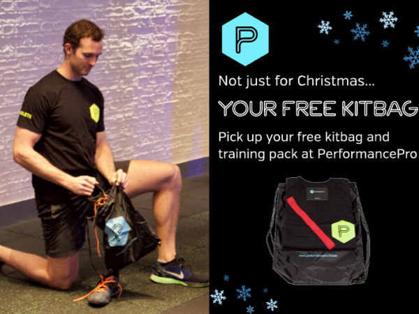 Free kitbag PerformancePro