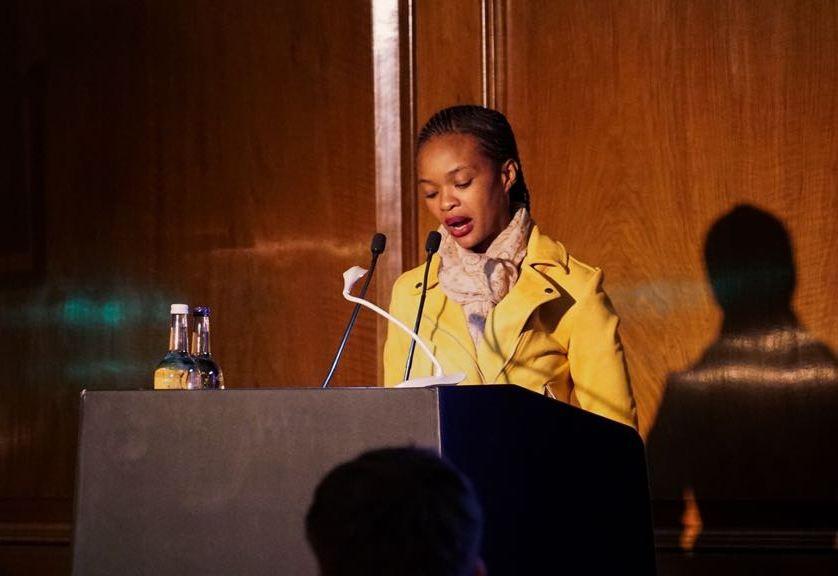 Mentor Mother Khululwa speaks in London 2017 | ENABLE