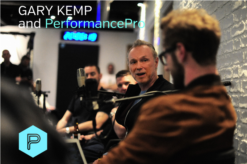Gary Kemp and PerformancePro