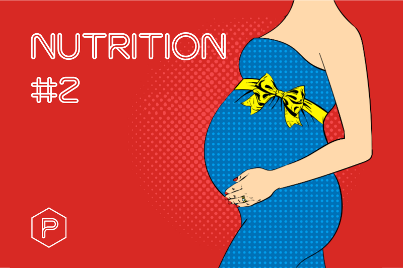 Nutrition for PREGNANCY with PerformancePro